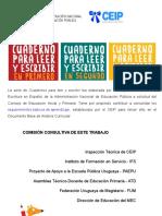 Presentación General CUADERNOS Video Conferencias-1