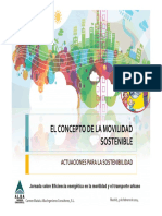 01 El Concepto de La Movilidad Sostenible Alba Ingenieros