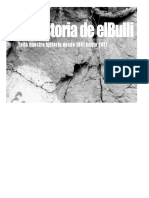 Historia Del Bulli