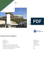 Programa Introduccion Al Derecho 2013