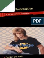 80s presentation