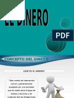 EL DINERO.ppt