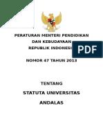 Cover Statuta