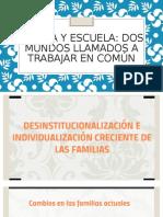 La Familia y Escuela