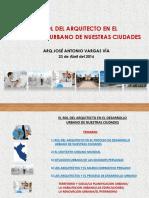 Rol Del Arquitecto