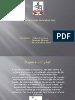 Seminário Gases Reais