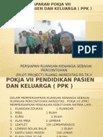 Paparan Pokja Vii Pendidikan Pasien Dan Keluarga (