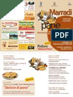 Pane & Companatico 2010 a Marradi (FI)