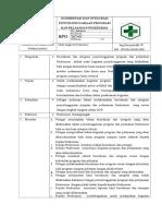 1.2.5.a SPO Koordinasi Dan Integrasi Penyelenggraaan Program Dan Pelayanan