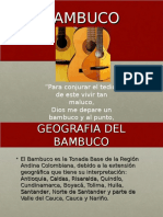 Bambuco Musica Colombiana