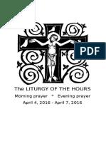 2 Summercamp Liturgy