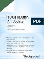 Dr. Rosadi - BURN INJURY, An Update