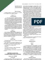 Animais - Legislacao Portuguesa - 2007/07 - DL nº 265 - QUALI.PT