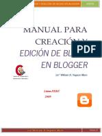 Modulo Blogger