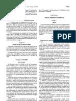 Animais - Legislacao Portuguesa - 2009/06 - Port nº 637 - QUALI.PT
