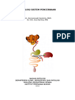 Patologi sistemik Sistem Pencernaan 2014