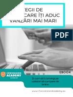 10 Strategii Pret - PDF eBook