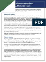 APA DSM 5 Substance Use Disorder