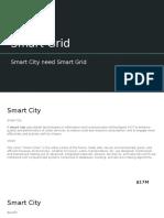 Smart City - Smart Grid