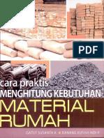 Cara Praktis Material Rumah