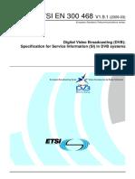 DVB SI-ETSI