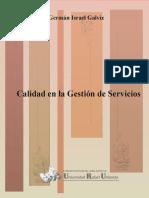 Gerencia Del Servicio. 1ra.edic.