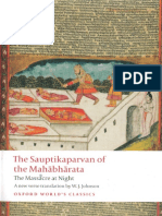 Sauptikaparvan of the Mahabharata.pdf