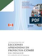 Guia Practica Clinica Atencion Casos DENGUE Peru 2011