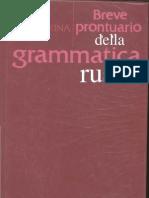 Breve Prontuario Della Grammatica Russa