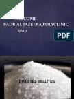 Diabetes Dr.favaz