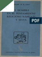 de la Garza_El hombre en el pensamiento religioso náhuatl y maya-(1978)