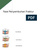 Fase Penyembuhan Fraktur