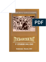 Borivoje Karapandzic - Gradjanski rat u Srbiji 1941 - 1945.pdf