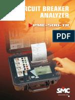 Cb Analizer Pme500tr