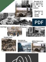 Terremoto de 1985 México