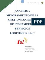 Sistema Logistico Isl12