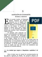 NAPOLEÓN EN CHAMARTÍN -  Edición resumida y comentada