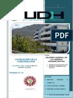 Informe Carrera Administrativa