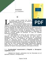 ZARAGOZA -  Edición resumida y comentada