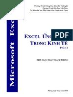 Ung Dung MS Excel Tronag Kinh Te (2)