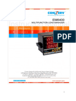 EM 6400 Manual Firmware 03.02.Xx