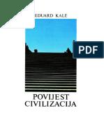 Eduard Kale - Povijest civilizacija.pdf