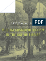 Seema Alavi-Muslim Cosmopolitanism in the Age of Empire-Harvard University Press (2015)