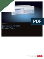 1MRK511289-BEN a en Product Guide Bay Control REC650 1.3 IEC