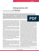 Mechanisms linking obesity with cardiovascular disease