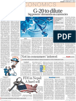 FDI in Nepal