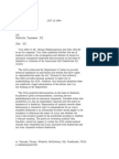 US Department of Justice Civil Rights Division - Letter - tal568