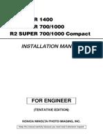 Install Manual