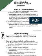 02 Object Modeling Technique