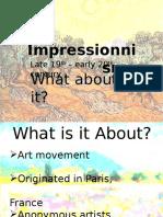 Impressionism (FINAL)